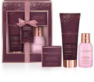 Baylis & Harding Midnight Plum & Wild Blackberry coffret IV.