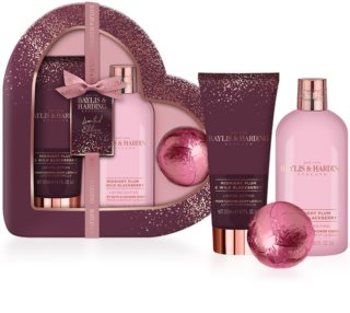 Baylis & Harding Midnight Plum & Wild Blackberry coffret cadeau I.