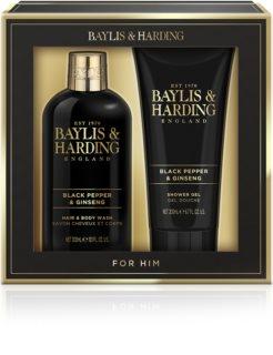 Baylis & Harding Black Pepper & Ginseng zestaw upominkowy III.