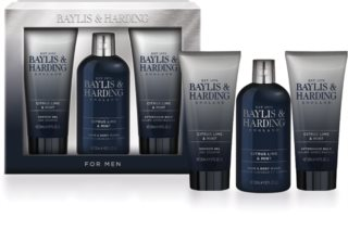 Baylis & Harding Men's Citrus Lime & Mint Gift Set