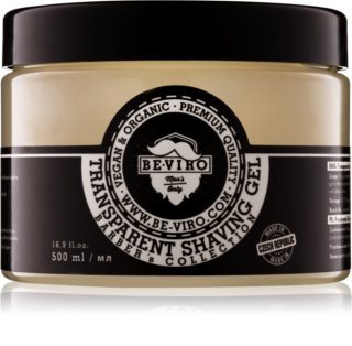 Be-Viro Men´s Only Shaving gel incolor pentru ras