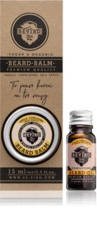 Be-Viro Men's Only Vanilla, Tonka Beans, Palo Santo coffret I. para homens