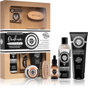 Be-Viro Men's Only Grapefruit, Cinnamon, Sandal Wood zestaw kosmetyków II. (dla mężczyzn)