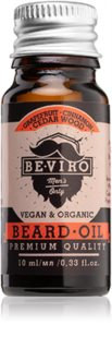 Be-Viro Men's Only Grapefruit, Cinnamon, Cedar Wood szakáll olaj