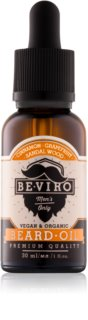 Be-Viro Men's Only Grapefruit, Cinnamon, Sandal Wood huile pour barbe