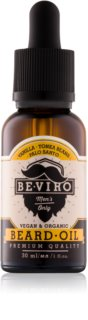 Be-Viro Men's Only Vanilla, Tonka Beans, Palo Santo λάδι για τα γένια