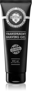 Be-Viro Men's Only Transparent Shaving Gel gel de barbear em bisnaga