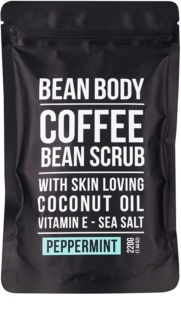 Bean Body Peppermint exfoliant de corp pentru matifiere