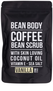 Bean Body Vanilla Smoothing Body Scrub