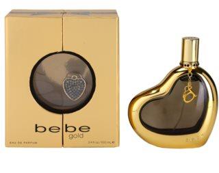 Bebe Perfumes Gold Eau de Parfum voor Vrouwen  100 ml