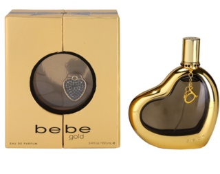 Bebe Perfumes Gold Eau de Parfum for Women 100 ml
