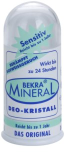 Bekra Mineral Deodorant Stick Crystal Mineral-Deodorant fester Kristall mit Aloe Vera