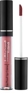 BelláPierre Kiss Proof Lip Créme rouge à lèvres liquide longue tenue