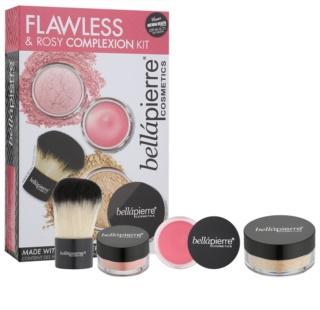 BelláPierre Flawless & Rosy Complexion Kit set cosmetice II.