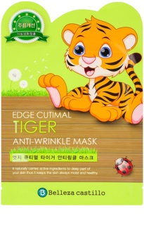 Belleza Castillo Edge Cutimal Tiger Smoothing and Firming Anti-Wrinkle Mask