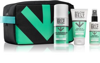 Below the Belt Grooming Fresh lote cosmético II. (para hombre)