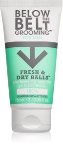 Below the Belt Grooming Fresh gel na intimní partie pro muže