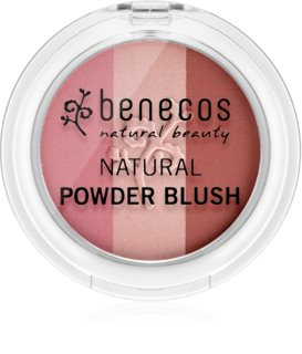 Benecos Natural Beauty trio blush