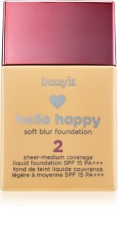 Benefit Hello Happy tekoči puder SPF 15