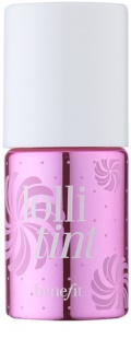 Benefit Lolli Tint Liquid Blusher and Lip Gloss 2 In 1