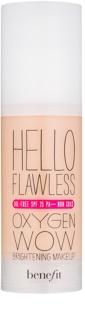 Benefit Hello Flawless Oxygen Wow fondotinta liquido SPF 25