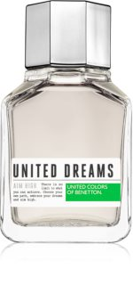 Benetton United Dreams for him Aim High eau de toilette för män