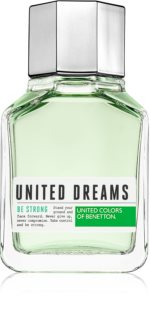 Benetton United Dreams for him Be Strong eau de toilette för män