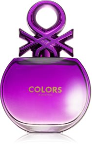 Benetton Colors de Benetton Woman Purple eau de toilette för Kvinnor