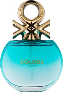 Benetton Colors de Benetton Blue eau de toilette per donna 80 ml