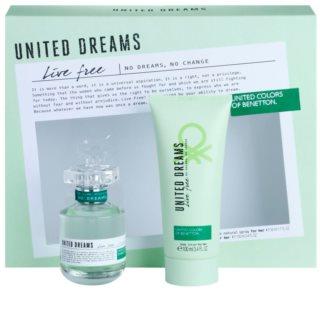 Benetton United Dreams Live Free Gift Set II.