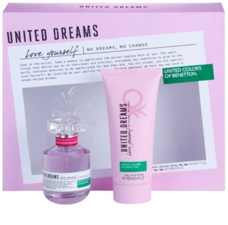 Benetton United Dreams Love Yourself Gift Set  II.