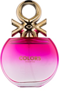 Benetton Colors de Benetton Pink Eau de Toilette for Women 80 ml