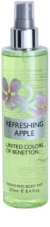 Benetton Refreshing Apple Bodyspray  voor Vrouwen  250 ml