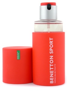 Benetton Sport Woman eau de toilette para mujer 100 ml
