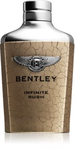 Bentley Infinite Rush eau de toillete για άντρες