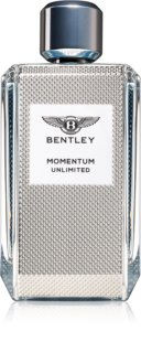 Bentley Momentum Unlimited Eau de Toillete για άνδρες 100 μλ
