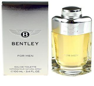 Bentley Bentley for Men toaletná voda pre mužov 100 ml