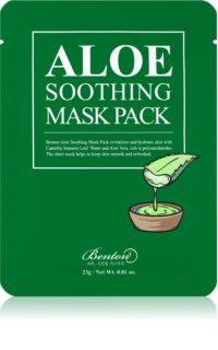 Benton Aloe  Soothing Face Mask