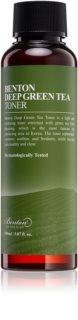 Benton Deep Green Tea lotion tonique hydratante visage au thé vert