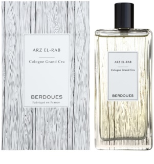 Berdoues Arz El-Rab eau de cologne unisex 2 ml esantion