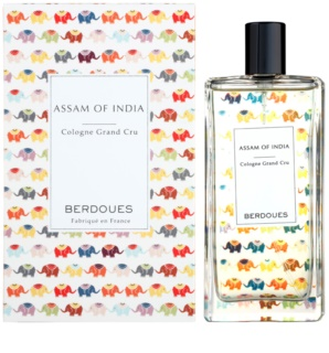 Berdoues Assam of India Eau de Cologne unisex 2 ml Sample