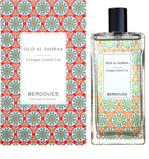 Berdoues Oud Al Sahraa eau de cologne unisex 2 ml esantion