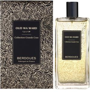 Berdoues Oud Wa Ward Parfumovaná voda unisex 2 ml odstrek
