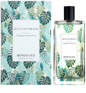 Berdoues Selva Do Brazil eau de cologne unissexo 100 ml