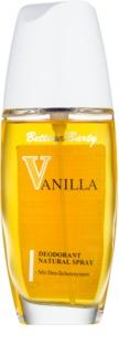 Bettina Barty Classic Vanilla desodorante con pulverizador para mujer 75 ml