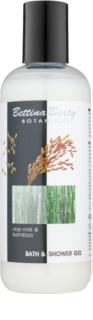 Bettina Barty Botanical Rice Milk & Bamboo Гел за душ и вана