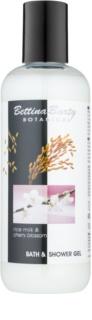 Bettina Barty Botanical Rise Milk & Cherry Blossom gel de ducha