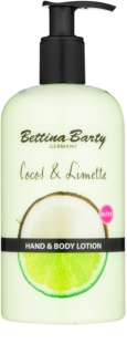 Bettina Barty Coconut & Lime Milk for Hands and Body