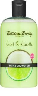 Bettina Barty Coconut & Lime sprchový a kúpeľový gél