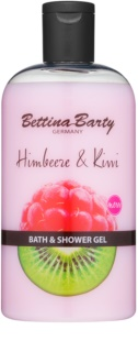 Bettina Barty Raspberry & Kiwi gel de duche e banho